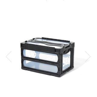 ロンハーマン(Ron Herman)のWIND AND SEA CONTAINER BOX / BLACK (ケース/ボックス)