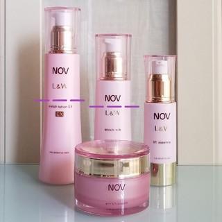 ノブ(NOV)のノブL&W 化粧水 乳液 美容液 クリーム(化粧水/ローション)