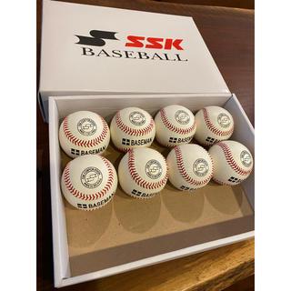 エスエスケイ(SSK)の野球 硬式 ボール 8個(ボール)