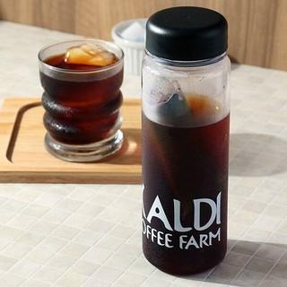 カルディ(KALDI)のカルディどこでも ウォータードリップコーヒーセットのオリジナル クリアボトル(タンブラー)