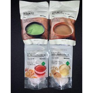 ムジルシリョウヒン(MUJI (無印良品))の無印良品お茶4点セット  (茶)