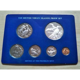 【Qoo8010様】1976年英領ヴァージン諸島プルーフ・セット(貨幣)