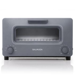 バルミューダ(BALMUDA)のバルミューダ トースター K01E-GW Gray(調理機器)