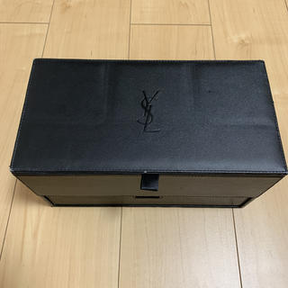 イヴサンローランボーテ(Yves Saint Laurent Beaute)のイヴサンローラン YSL コスメ収納 メイクボックス メイクBOX ポーチ(その他)