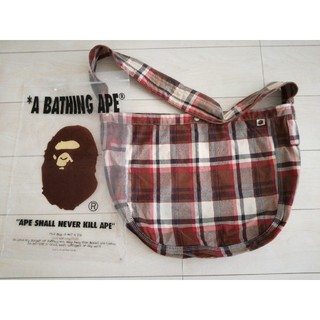 A BATHING APE - A  BATHING  APE ショルダーバッグ