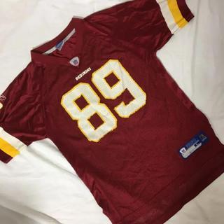 リーボック(Reebok)の《11》YouthLsize NFL REDSKINS #89 MOSS(Tシャツ/カットソー)