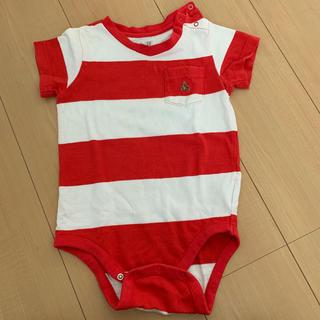 ベビーギャップ(babyGAP)の90cm☆babyGAP 半袖ロンパース(その他)