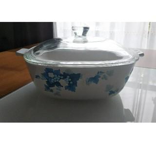 ナルミ(NARUMI)のナルミ 鳴海製陶 クックマスター ホワイト 超耐熱ガラス食器  ネオセラム(鍋/フライパン)