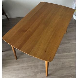 オオツカカグ(大塚家具)の【EDITION BLUE】ダイニングテーブル(ダイニングテーブル)