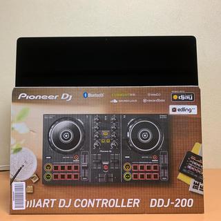 pioneer dj-200(DJコントローラー)