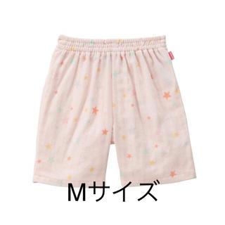 ミキハウス(mikihouse)の『新品』ミキハウス日本製ガーゼリラックスパンツM110-120(パンツ/スパッツ)