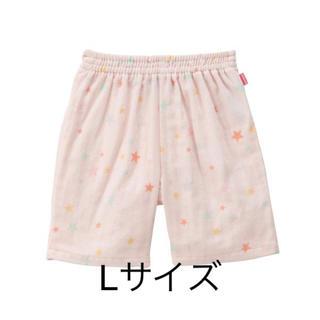 ミキハウス(mikihouse)の『新品』ミキハウス日本製ガーゼリラックスパンツL130-140(パンツ/スパッツ)