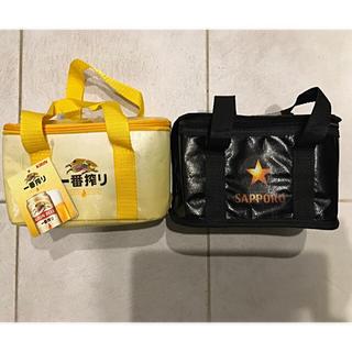 ★非売品★ 黒ラベル 一番搾り 350ml 保冷バッグ 2個セット 未使用
