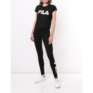 フィラ(FILA)の【新品未使用】フィラ fela 上下セット セットアップ レギンス Tシャツ(ウェア)