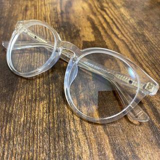 アリシアスタン(ALEXIA STAM)のALEXIA STAM クリアサングラスのみ(サングラス/メガネ)