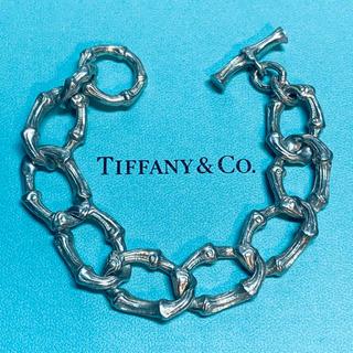 ティファニー(Tiffany & Co.)のVINTAGE TIFFANY ティファニー バンブー トグル ブレスレット(ブレスレット)
