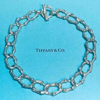 ティファニー(Tiffany & Co.)のVINTAGE TIFFANYティファニー バンブー トグル 2重 ブレスレット(ブレスレット)