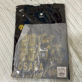 デサント(DESCENTE)のオリックス 2020年開幕戦Tシャツ(記念品/関連グッズ)