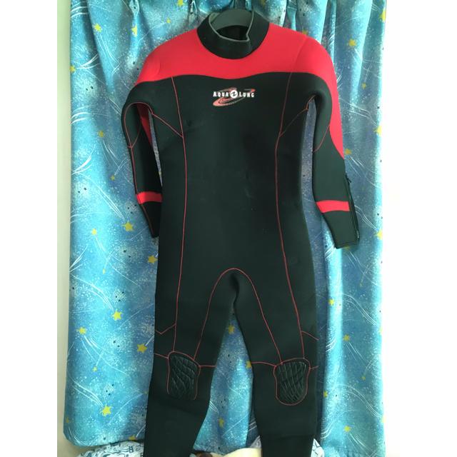 Aqua Lung(アクアラング)のウェットスーツ スポーツ/アウトドアのスポーツ/アウトドア その他(マリン/スイミング)の商品写真
