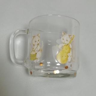 フランシュリッペ(franche lippee)の【新品】フランシュリッペのコラージュアートグラス(グラス/カップ)