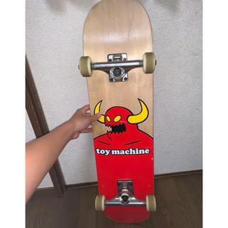 トイマシーン(Toy Machine)のスケートボード(スケートボード)