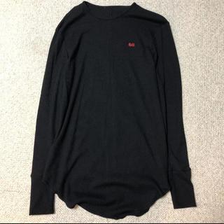 ripdw ロンT サーマルロング丈ロングTシャツ(Tシャツ/カットソー(七分/長袖))