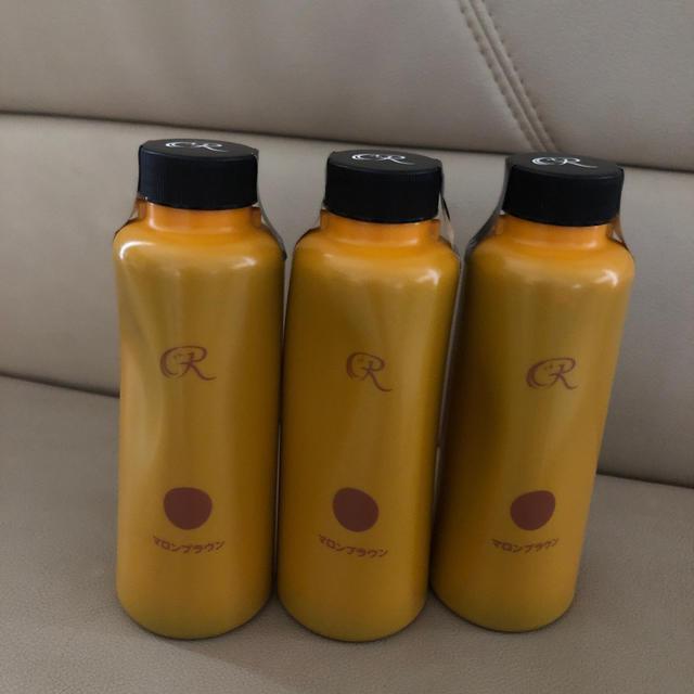 Refine(レフィーネ)のRefine 白髪カラー剤300gx3個 コスメ/美容のヘアケア/スタイリング(白髪染め)の商品写真