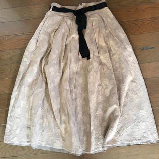 ルカ(LUCA)のLUCAスカート (ロングスカート)