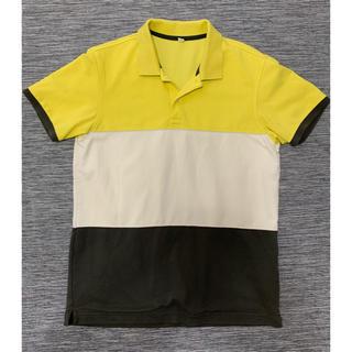 ユニクロ(UNIQLO)のUNIQLO メンズポロシャツ 錦織圭モデル(ポロシャツ)
