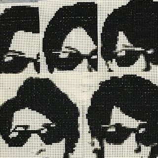 クロスステッチ刺繍 図案 嵐 アラフェス ハンドメイド(型紙/パターン)