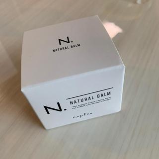 N. エヌドット NATURAL BALM 45g(ヘアワックス/ヘアクリーム)