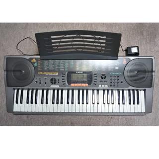 カシオ(CASIO)のCASIO 電子キーボード 電子ピアノ CTK-660L(電子ピアノ)