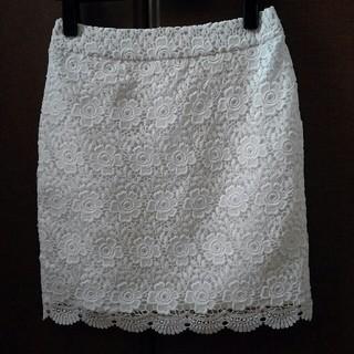 レディー(Rady)のRady レーススカート(ひざ丈スカート)