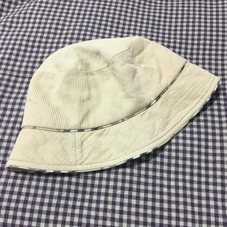 バーバリーブルーレーベル(BURBERRY BLUE LABEL)のバーバリーブルーラベル  帽子(ハット)