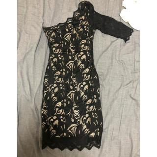 エイチアンドエム(H&M)のドレス(ミディアムドレス)
