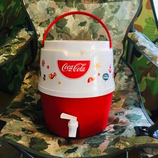 コカコーラ(コカ・コーラ)の新品未使用 コカコーラ Coca-Cola 8.2リットル ウォーターサーバー(日用品/生活雑貨)