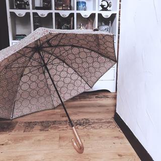 ミナペルホネン(mina perhonen)のミナペルホネン日傘ハンドメイド ラスト‼️(傘)