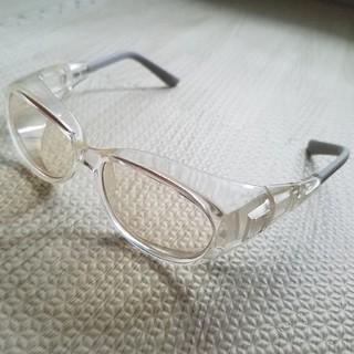 ☆ゴーグルメガネ☆ 花粉症 PM2.5 ウイルス 飛沫予防 UVカット 接客(サングラス/メガネ)