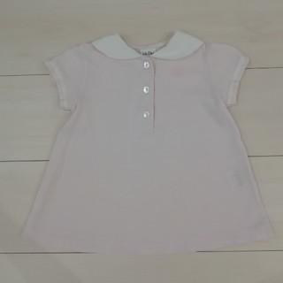 ベビーディオール(baby Dior)のセーラーポロシャツ baby  Dior(シャツ/カットソー)