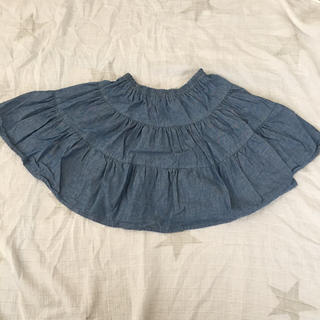 シップス(SHIPS)のSHIPS rockmount スカート(スカート)