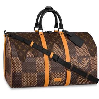 ルイヴィトン(LOUIS VUITTON)の【新品】Louis Vuitton×NIGOコラボ キーポル・バンドリエール(ボストンバッグ)