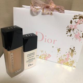 ディオール(Dior)のディオール 下地&ファンデーション(ファンデーション)