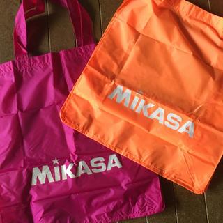 ミカサ(MIKASA)のMIKASA レジャーバッグ  2点(エコバッグ)
