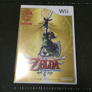 ウィー(Wii)のゼルダの伝説 スカイウォードソード Wii(家庭用ゲームソフト)
