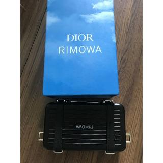 Dior - DIOR&RIMOWA クラッチバッグ アルミー