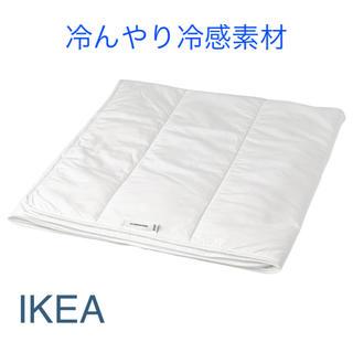 イケア(IKEA)のIKEA シェールンスタッル 掛け布団 ひんやり冷感, 150x200 cm(布団)