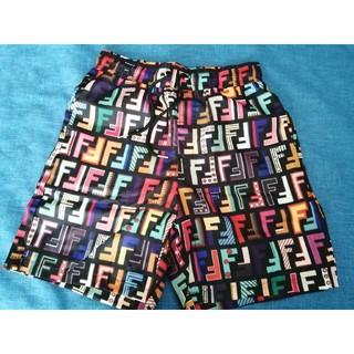 フェンディ(FENDI)のフェンディ FENDI半ズボン メンズ (ショートパンツ)
