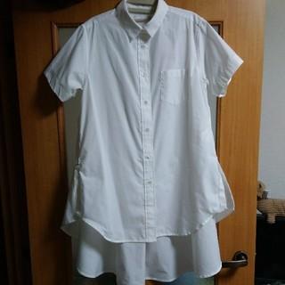 サカイ(sacai)のサカイ sacai 半袖シャツ ブラウス コレクションライン(シャツ/ブラウス(半袖/袖なし))