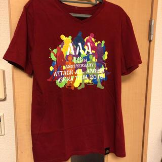 トリプルエー(AAA)のAAA tシャツ 未使用 10周年 stussy supreme GSHOCK(Tシャツ/カットソー(半袖/袖なし))