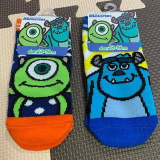 Disney - 新品◡̈⃝♡ベビー  キッズ Disney靴下2足セット 靴下①